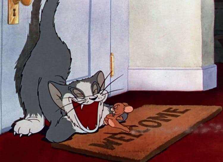 What Was Tom S Name In The First Tom Jerry Cartoon Puss Gets The Boot