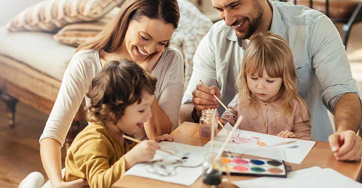 Cara Ampuh Mendidik Anak Agar Kuat Mental