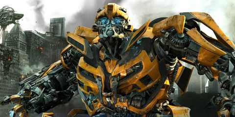 1498134404 Transformers Dark Of The Moon Bumblebee Poster
