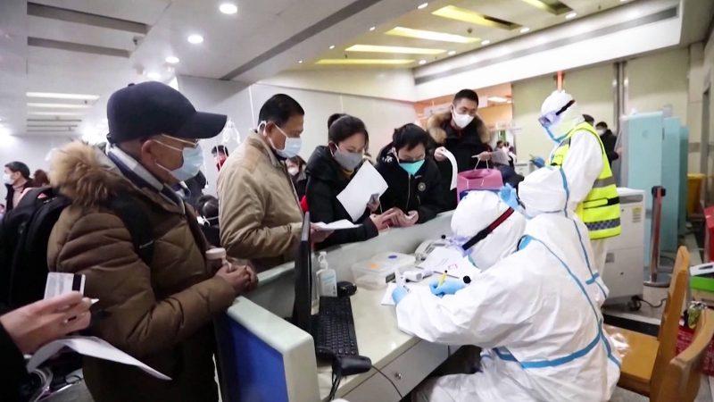 Korban Semakin Bertambah, Kini 6.000 Orang Terinfeksi Virus Corona