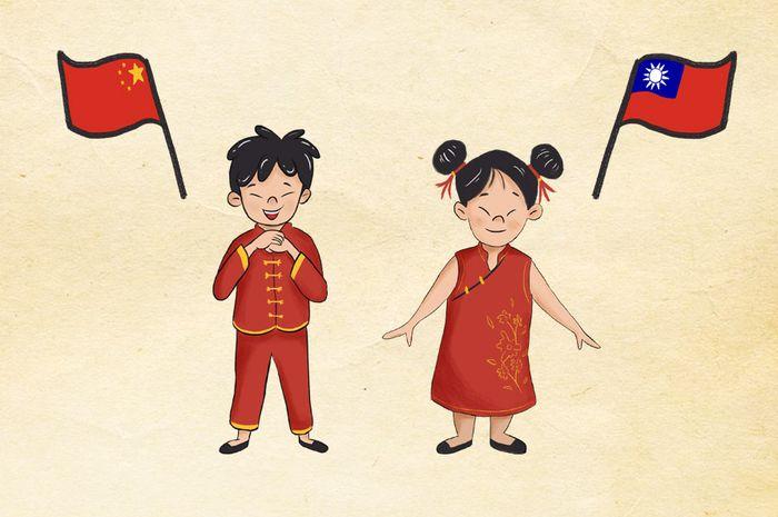 21621 Apa Perbedaan Tiongkok Dan Taiwan Ada Yang Tahu