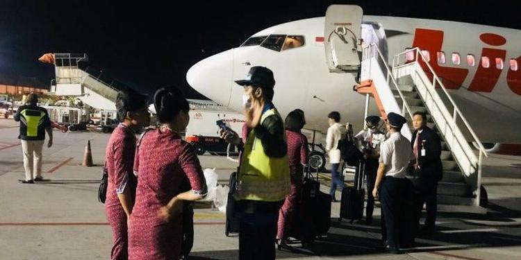 Pramugari Lion Air Diduga Terinfeki Virus Corona Setelah Terbang Ke Wuhan