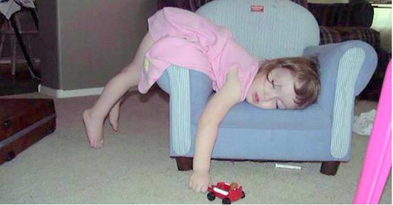Posisi tidur ternyaman