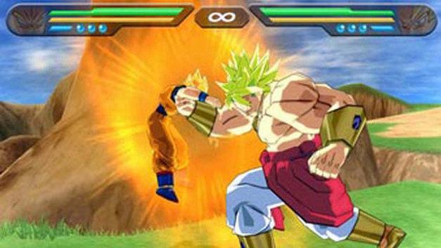 Dragon Ball Budokai Tenkaichi 1