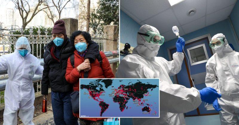 Bumi Terancam, Virus Corona Sudah Meyebar di 21 Negara Dalama Waktu 1 Bulan
