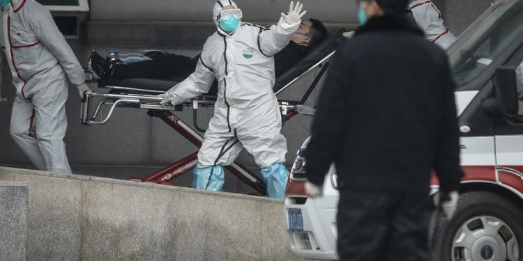 1 Pasien di RSPI Sulianti Saroso Jakarta Diduga Terjangkit Virus Corona