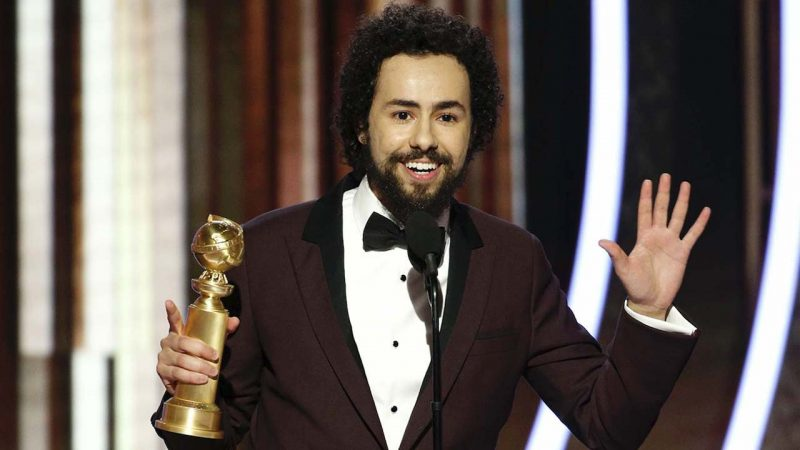 Actor Comedy Series Ramy Youssef Onstage Accepting Award Golden Globes 2020 Getty H 2020 0