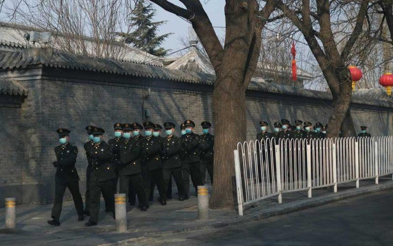 China Coronavirus Army 250120 03