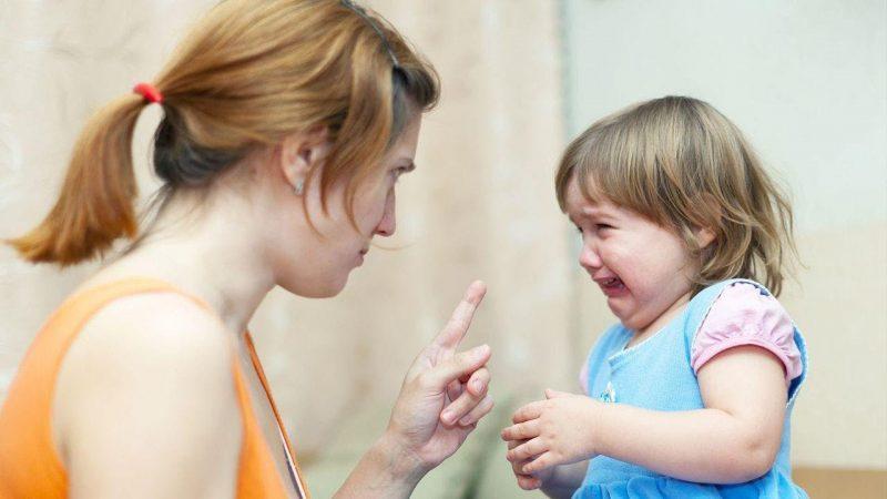 Efek Negatif Membentak Anak, Orang Tua Wajib Tau