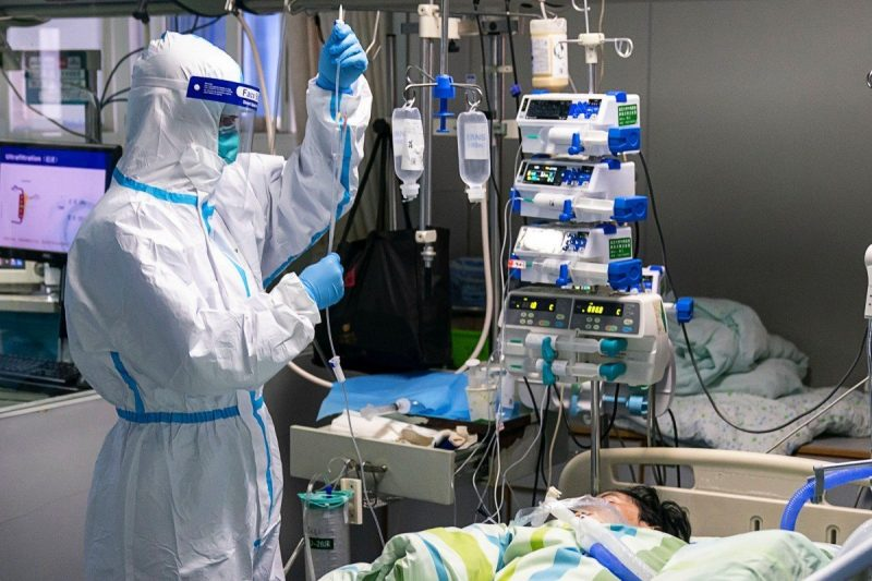 1 Dokter China Meninggal Saat Menangani Wabah Virus Corona
