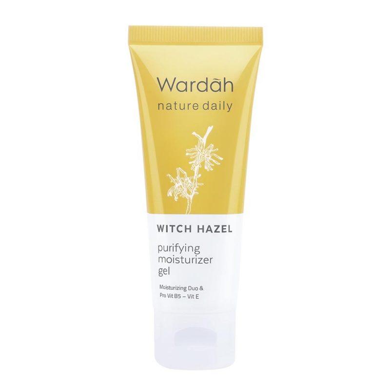 Wardah rekomendasi produk pelembab wajah mengatasi kulit wajah berminyak