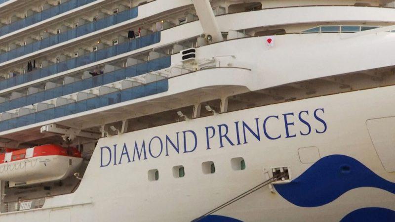 Jepang Memberikan 2.000 iPhone Untuk Penumpang Kapal Pesiar Diamond Princess