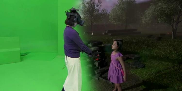 Seorang Ibu Dipertemukan Dengan Mendiang Anaknya Melalui Virtual Reality (VR)
