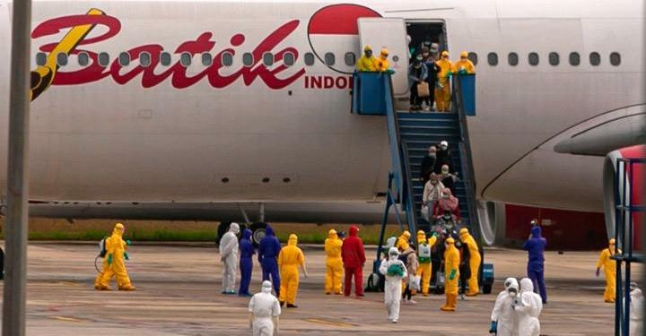 1 Warga Indonesia Positif Terjangkit Virus Corona