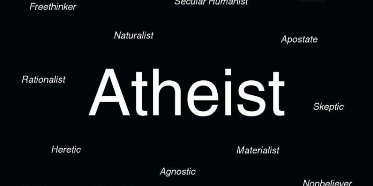 Atheist Synonyms By Unikraken