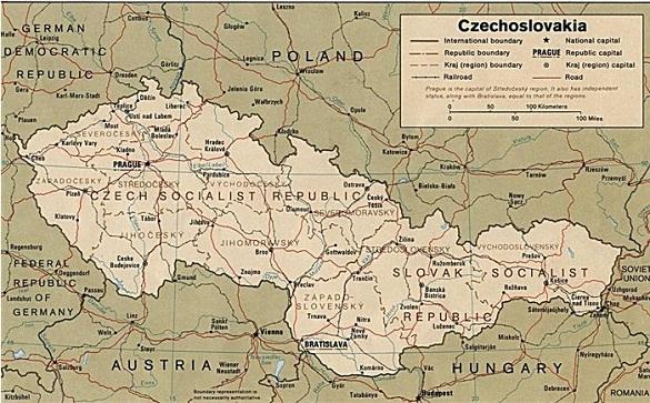 Cekoslowakia