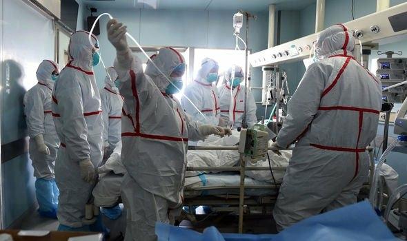 Korban Virus Corona Terus Bertambah Hingga 16 Ribu Lebih Korban