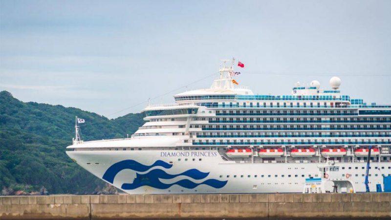 Diamond Princess Cruise Ship IStock