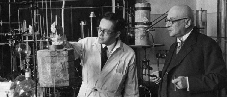 Fritz Haber Laboratorij 1