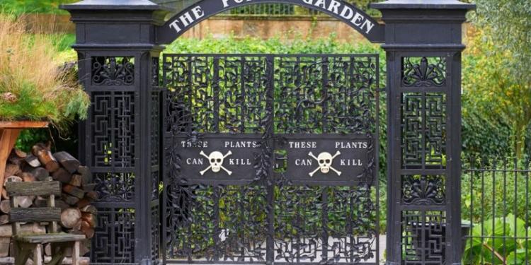 Kebun Mematikan di Dunia, Penuh Dengan Tanaman Beracun