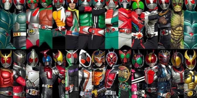 Kamen Rider All