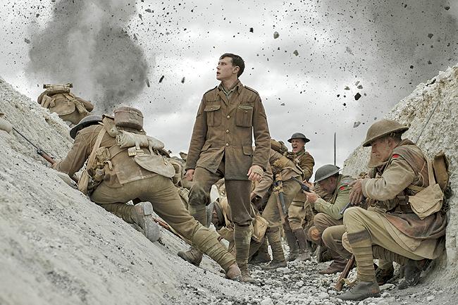 Film Perang Terbaik yang Pasti Menegangkan