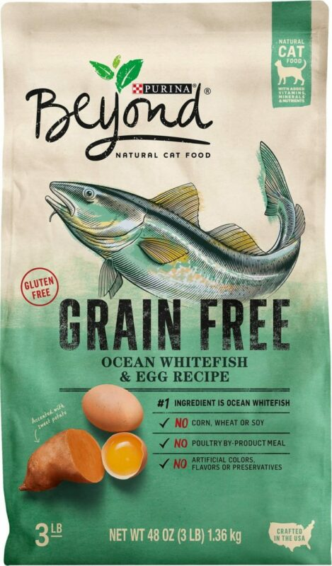 Natural Dry Food Grain Free By Purina Beyond