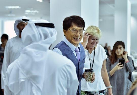 Dirumorkan Terkena Virus Corona, Jackie Chan Dikarantina?