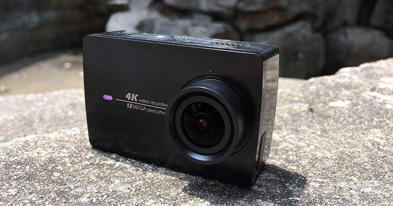 Xiaomi Yi 4K Action Camera 2 Harga 24 Jutaan