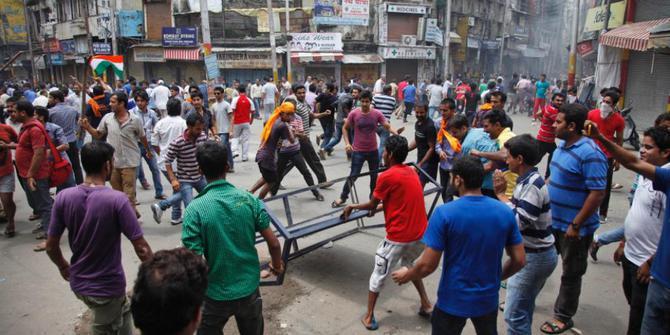 Bentrok Hindu dan Muslim di India, Puluhan Orang Meninggal Dunia