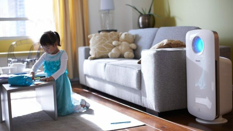 Child Living Room Air Purifier 800x534
