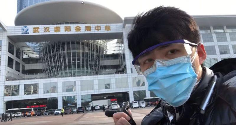 Chen Qiushi, Jurnalis China Ini Sempat Hilang Kini Dikarantina
