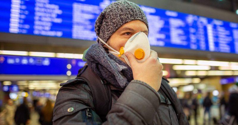 Coronavirus Facemask Header
