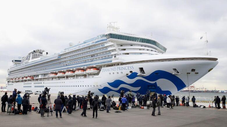 Diamond Princess Coronavirus Cruise Ship
