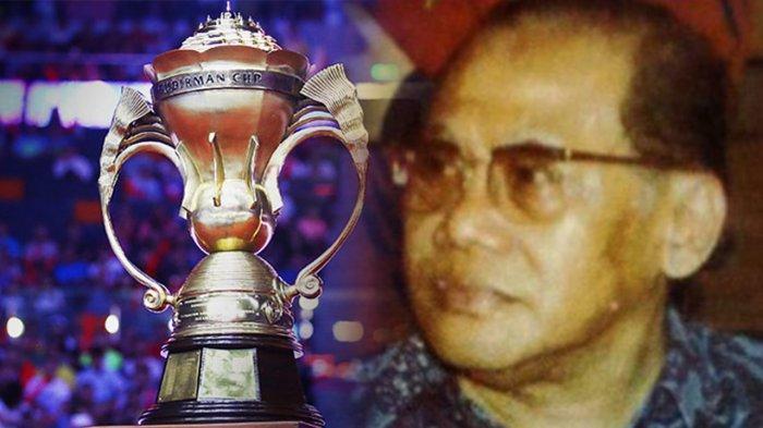 Dick Sudirman Dan Piala Sudirman