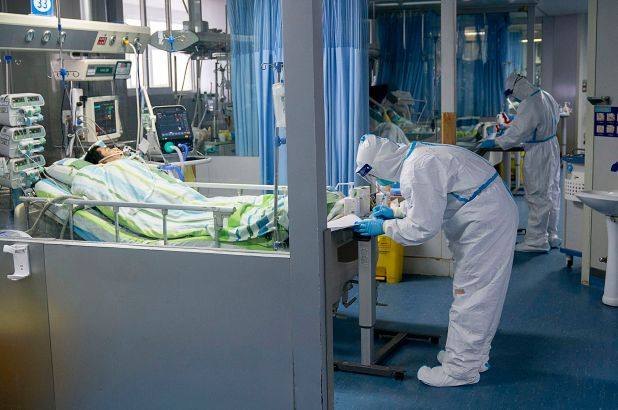 Doctor At Hospital In Wuhan Dies After Treating Patients With Coronavirus