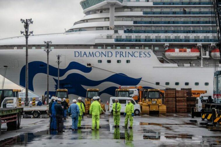 Di Dalam Kapal Pesiar, Hanya Warga Indonesia Tidak Terinfeksi Virus Corona
