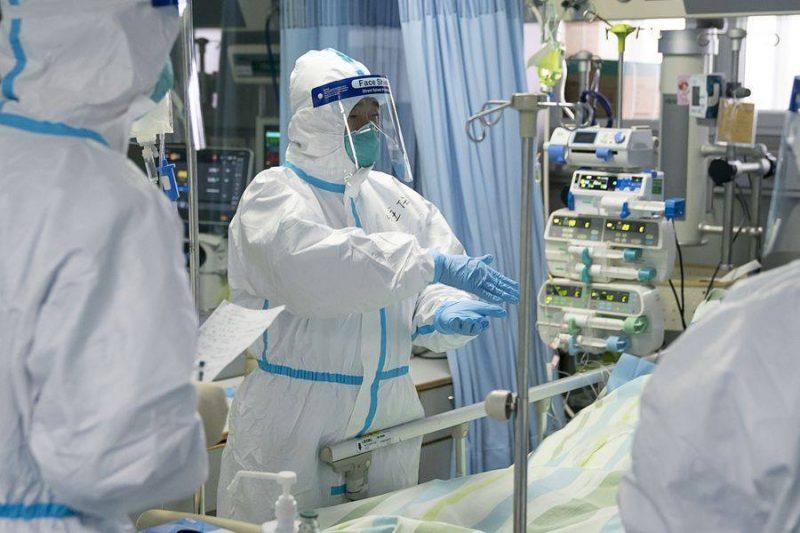 Penyebaran Virus Corona Kini Menurun 3 Hari Berturut-turut