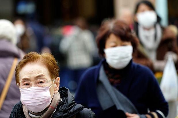 Japan Virus Feature