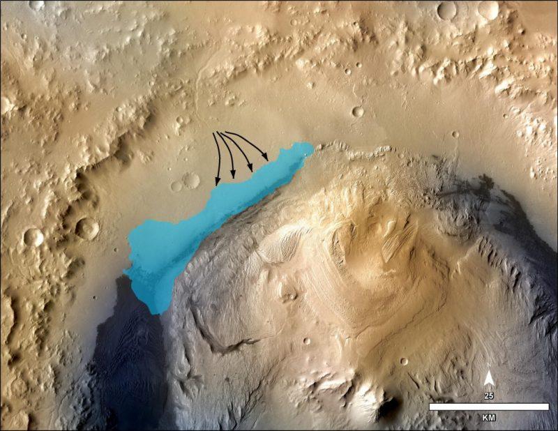 Lake Mars
