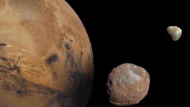 Mars Dua