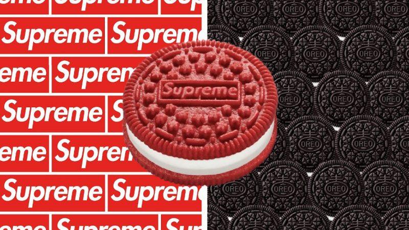 Supreme Kolaborasi Oreo, Menjadikan Sebungkus Biskuit Dengan Harga Jutaan