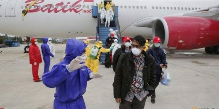 China Tegaskan Indonesia Untuk Tidak Over Reaksi Soal Virus Corona
