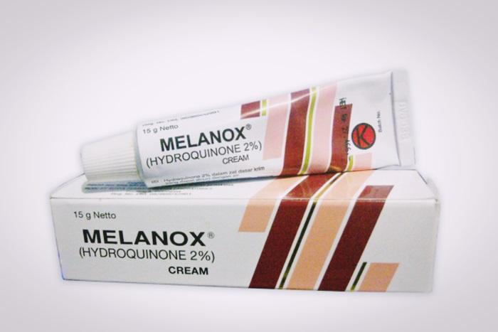 Melanox Krim Pemutih Aladokter