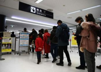 Jepang Menjadi Negara Terbanyak Setelah China Terkena Virus Corona