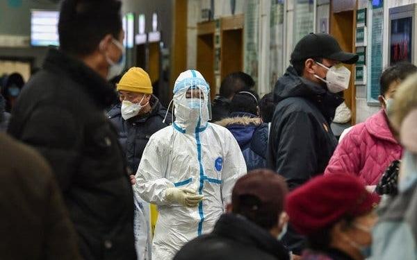 Banyak Petugas Medis di China Terinfeksi Virus Corona