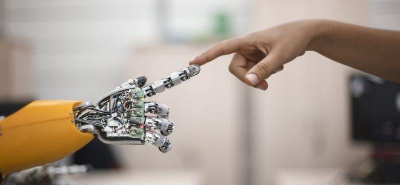 Robot Manusia