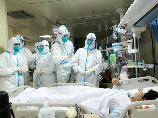 Lebih dari 1.300 Petugas Medis di China Terinfeksi Virus Corona