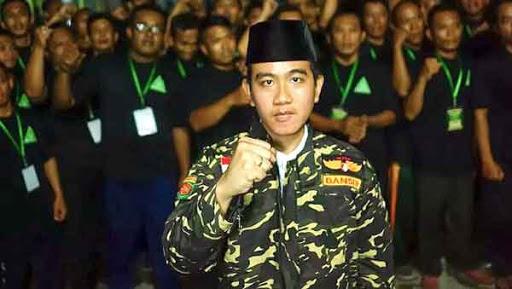 Putra Presiden Jokowi, Gibran Dilantik Menjadi Anggota Kehormatan Banser