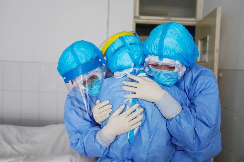 Pejabat China dan Amerika Saling Menuding Penyebab Munculnya Virus Corona